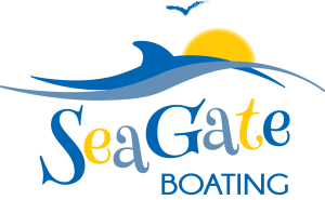Sea Gate Boating full logo