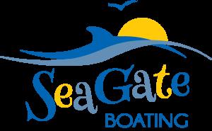 Sea Gate Boating full logo
